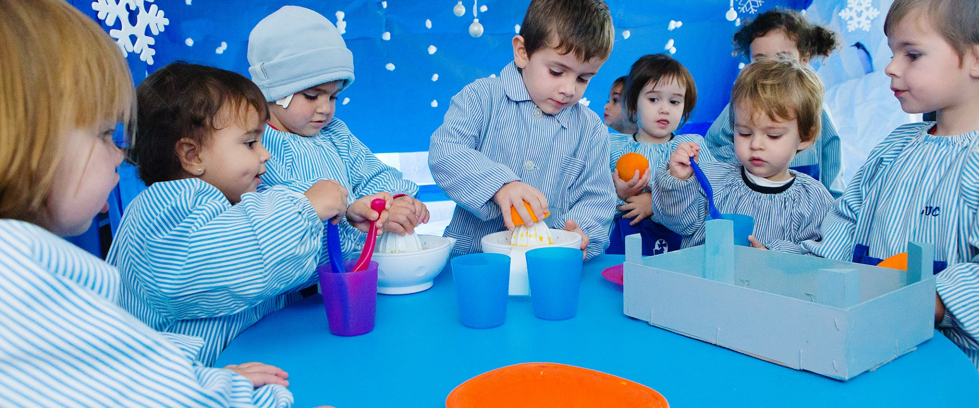 Educació Infantil - 1r cicle