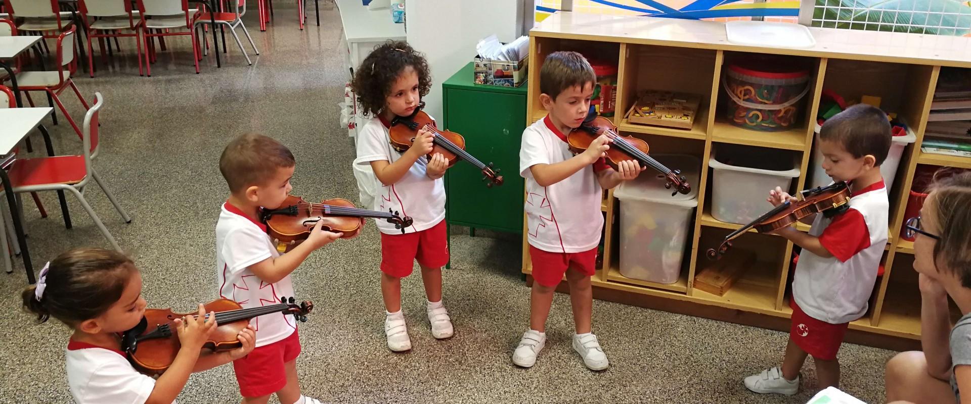 Violinproject